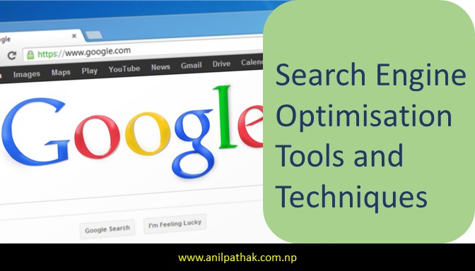 Search Engine Optimisation Tools and Techniques 2019