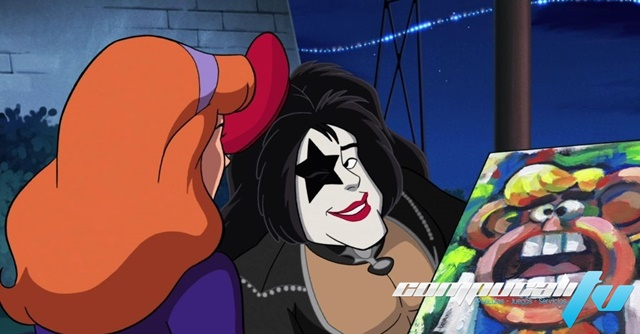 Scooby-Doo! And Kiss: Rock and Roll Mystery 1080p Latino