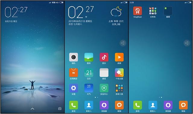Mau Pasang Tema Premium MIUI Jadi Gratis Di Redmi Note 3? Pasang MiuiPro Rom! Jamin Gratis Seumur Hidup