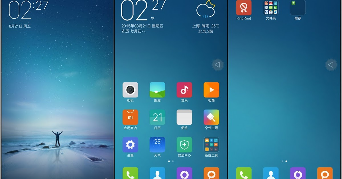 Mau Pasang Tema Premium MIUI Jadi Gratis Di Redmi Note 3