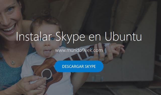 Cómo descargar e instalar Skype para Ubuntu 16.04 LTS | Linux