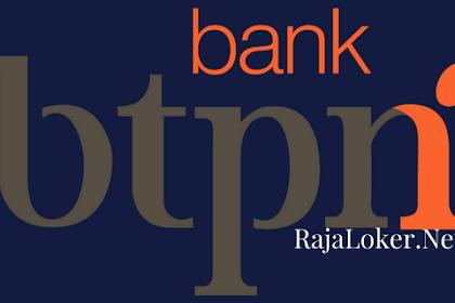 Lowongan Kerja Bank BTPN Bulan Februari Tahun 2018 Tingkat D3, S1