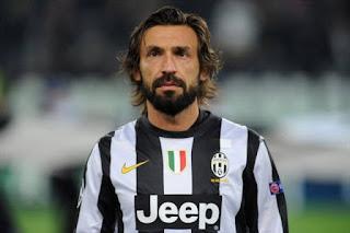 Pirlo: Juventus Tidak mempunyai Karakter, Capello Juga angat Bicara