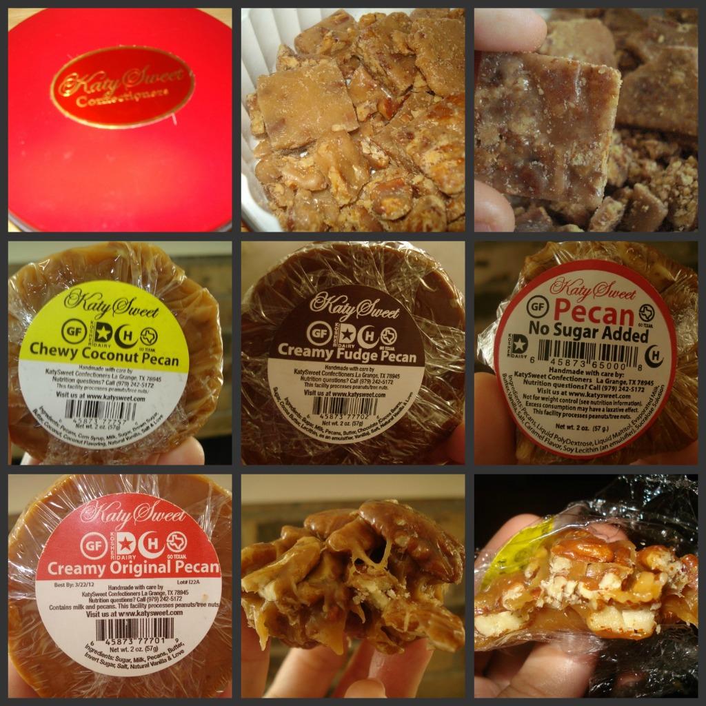 TEXAS FOOD REVIEW  KATYS SWEET PECAN CRUNCH GIVEAWAY