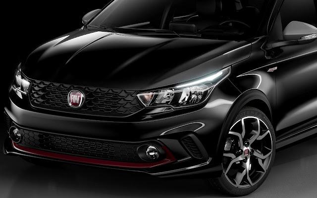 Novo Fiat Argo HGT 2018