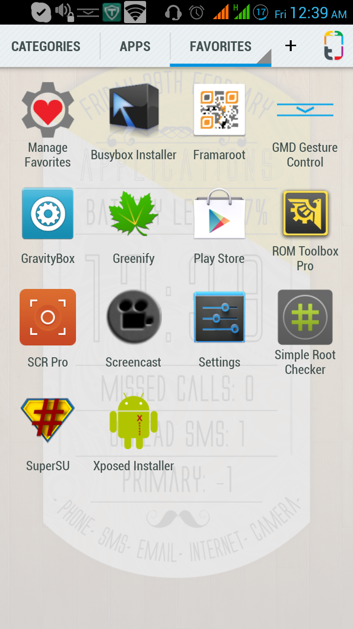 Catnippy by Nyaonyao: How to Root the Cherry Mobile Flare HD