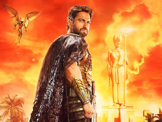 Tráiler español de 'Dioses de Egipto' con Brenton Thwaites, Gerard Butler y Nikolaj Coster-Waldau