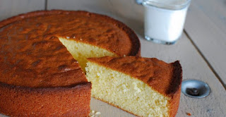 Yogurt Cake, Sugar-free And So Delicious