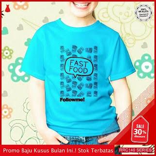 RRC140B49 Baju Bayi Anak Fast Food Fashion Bayi BMGShop