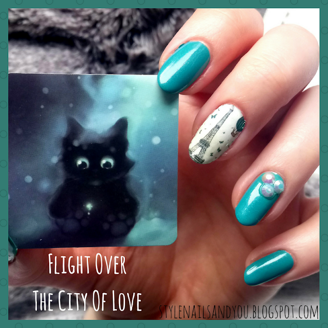 Flight Over The City Of Love   Water Decals   BeautyBigBang Review