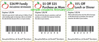 Sweet Tomatoes coupons february