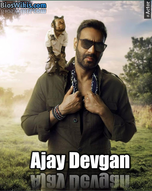 Ajay Devgan biography, Family, Relationship
