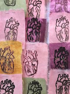 Obra de arte textil