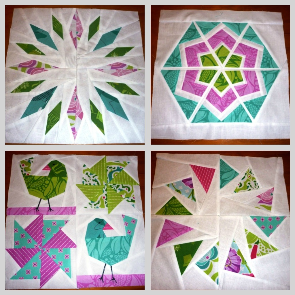 Quiet Play A Paper Piecing Kind Of Weekend
