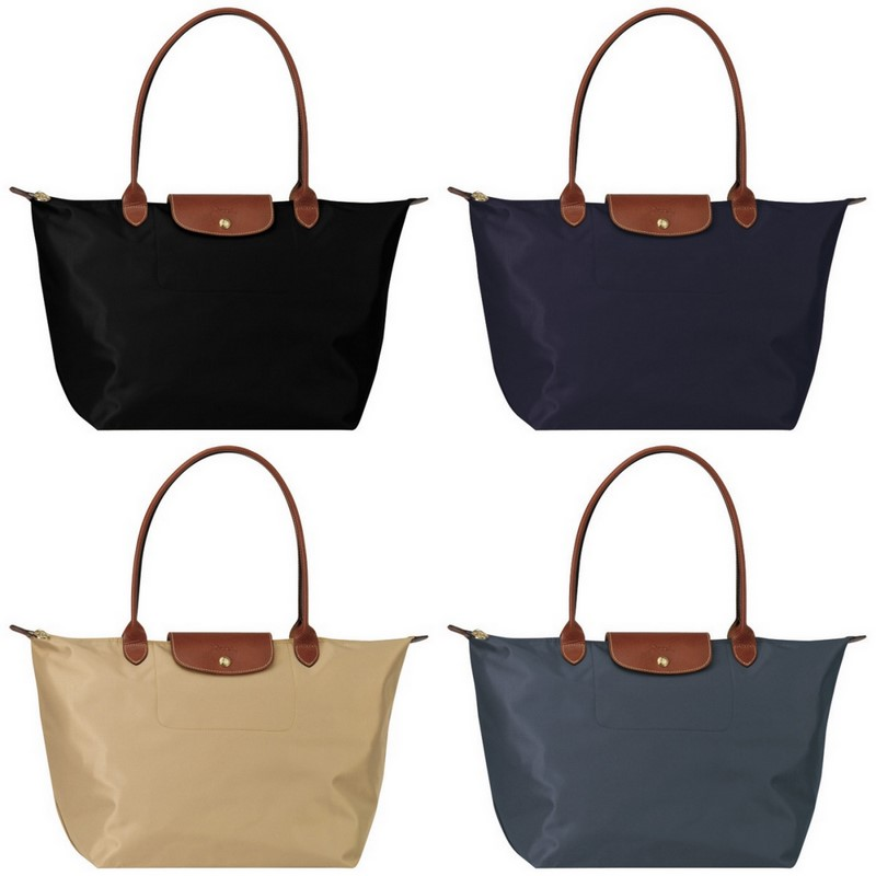 0198f957f42b Cheer For Bags !: Longchamp Le Pliage Classic with Long Handle ...