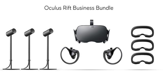 oculus business