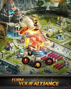 Clash of Queens:Dragons Rise v2.1.12