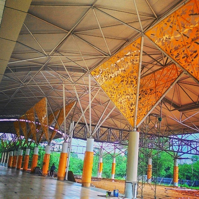 Airport Sultan Taha Jambi Siap Di Gunakan Bulan Desember 2015