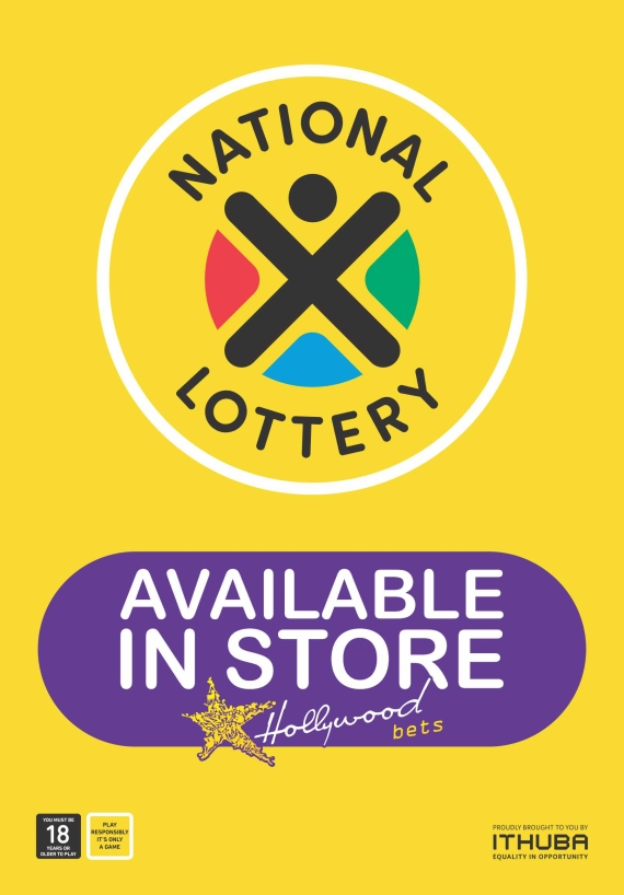 Ithuba National Lottery Play Now at Hollywoodbets Branches