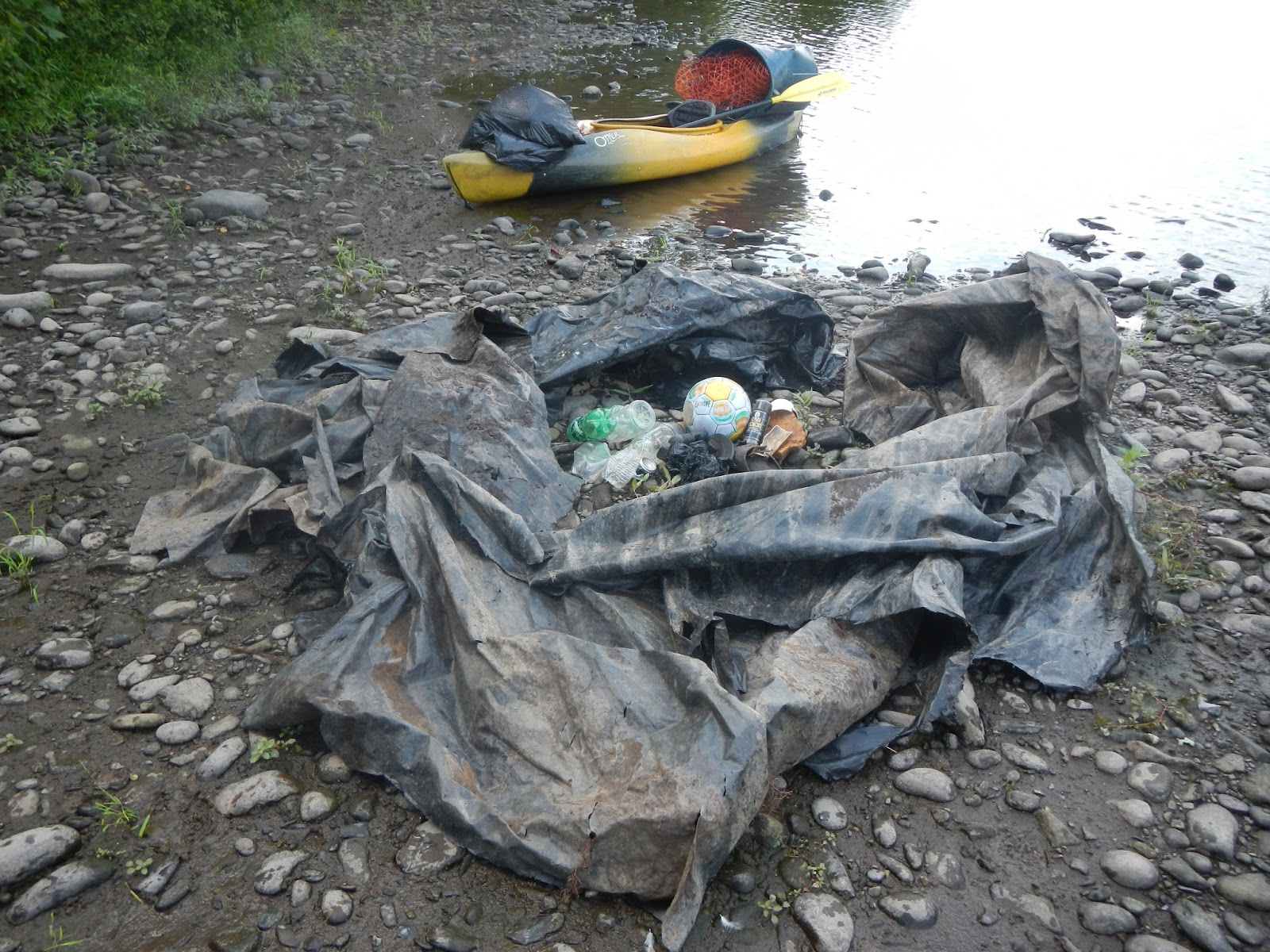 Taking Out the Trash in Eastern PA: Lehigh River ...