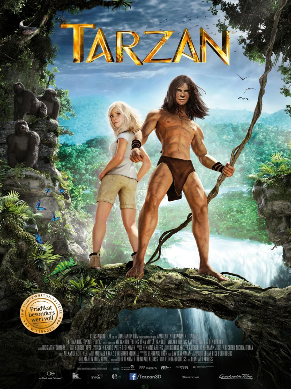 Nonton Film Tarzan (2013)