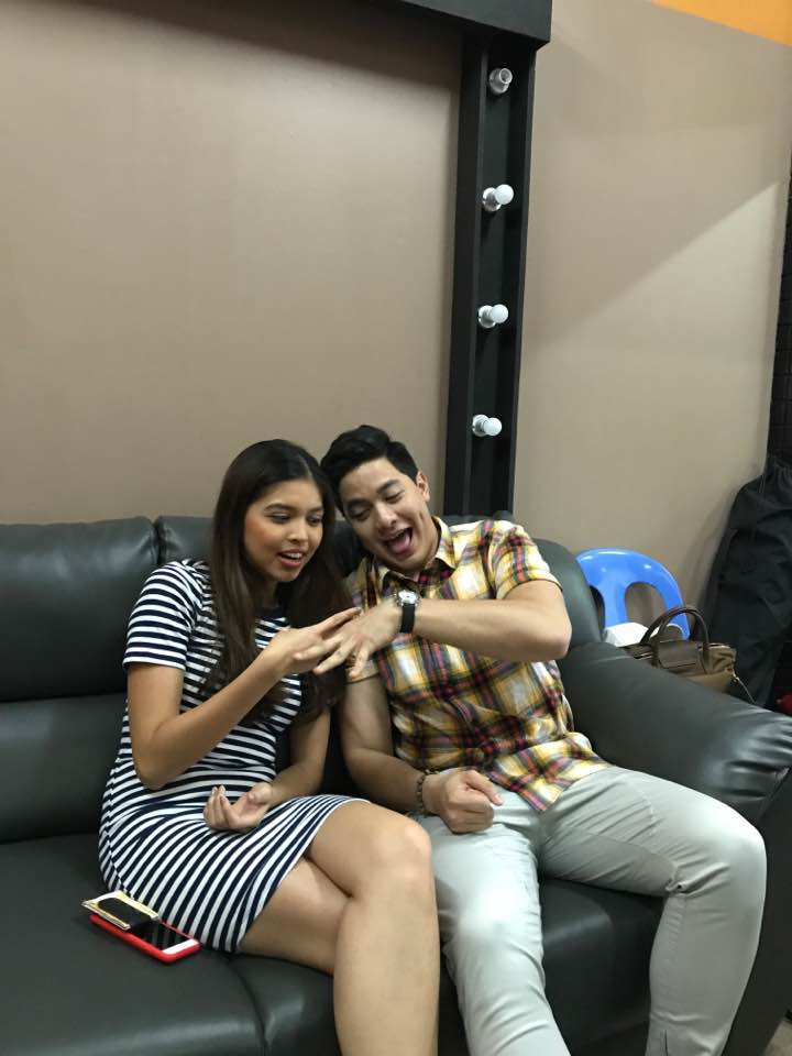 2styJce BREAKING NEWS: Ricky Lo conducts an exclusive one-on- one interview with AlDUb !