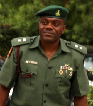 Former ADC to Goodluck Jonathan Col Adegbe arrested BY EFCC
