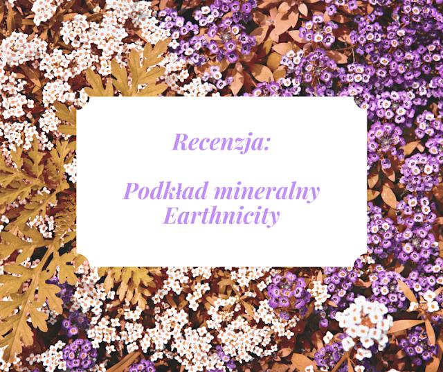 """Mineralny niezbędnik letni: Podkład """"Sunrise"""" od Earthnicity"""