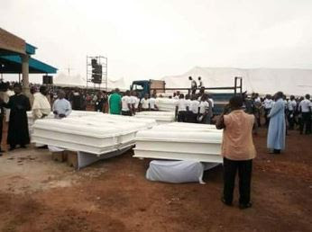 'Herdsmen' Slaughter Two People Returning From Catholic Priests' Burial?