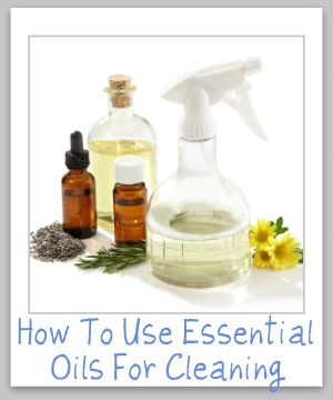 Uses Of Essential Oil