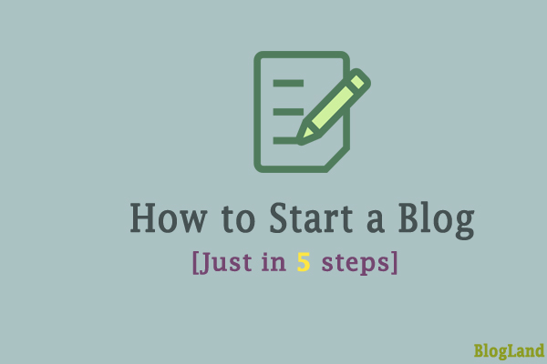 How to Start a Successful Blog in 2018
