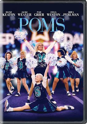 Poms 2019 Dvd