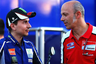 Lorenzo Pindah ke Ducati Musim Depan