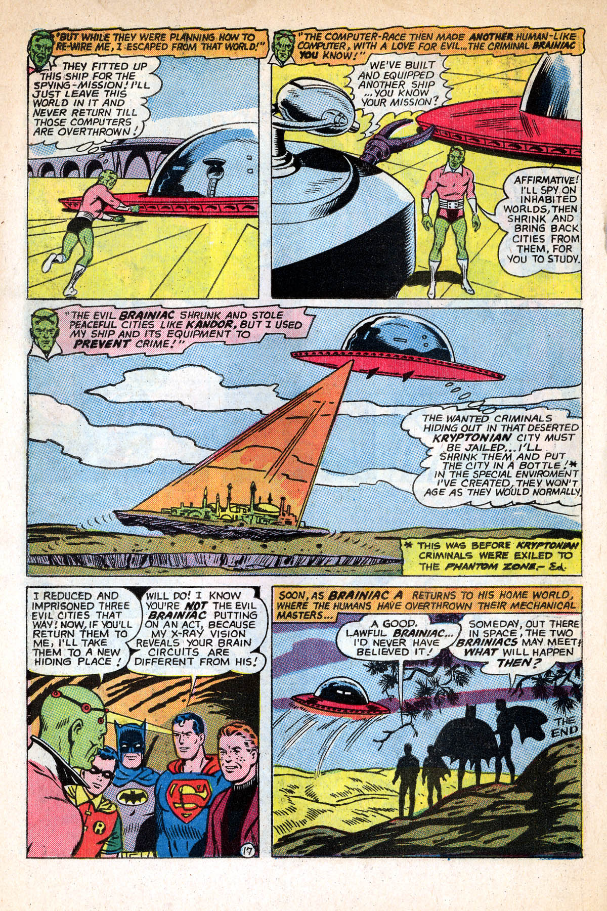 Read online World's Finest Comics comic -  Issue #158 - 22