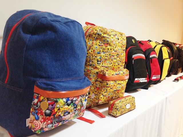 Foroni em Brasília: volta às aulas 2017 com a coleção Zipped