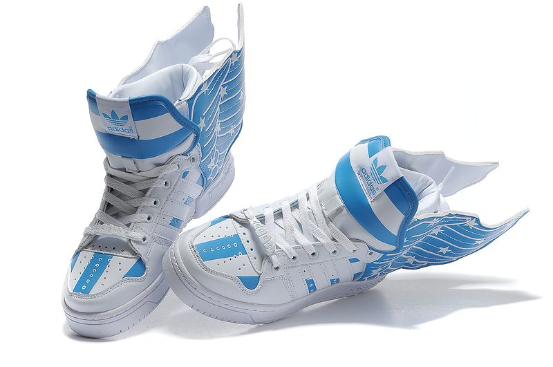 size 40 4d224 0db48 Adidas Jeremy Scott Collection   2013 Jeremy Scott Wings Shoes Hot Sale