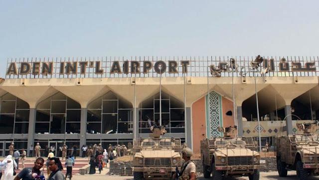Um avião turco transportando dezenas de terroristas do Estado Islâmico aterrissou no Aeroporto Internacional do Áden, no Iêmen, segundo um relatório