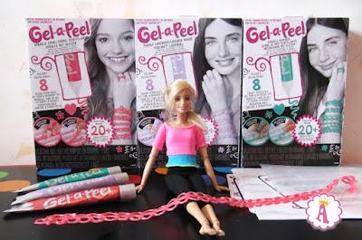 Набор для творчества девочкам Gel-a-Peel обзор
