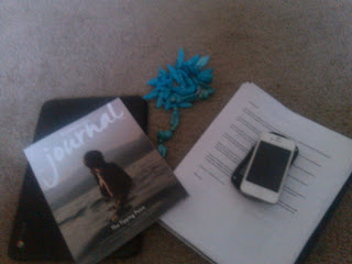yoga journal, yoga club, journaling, blogging, planning, relaxing inbetween work