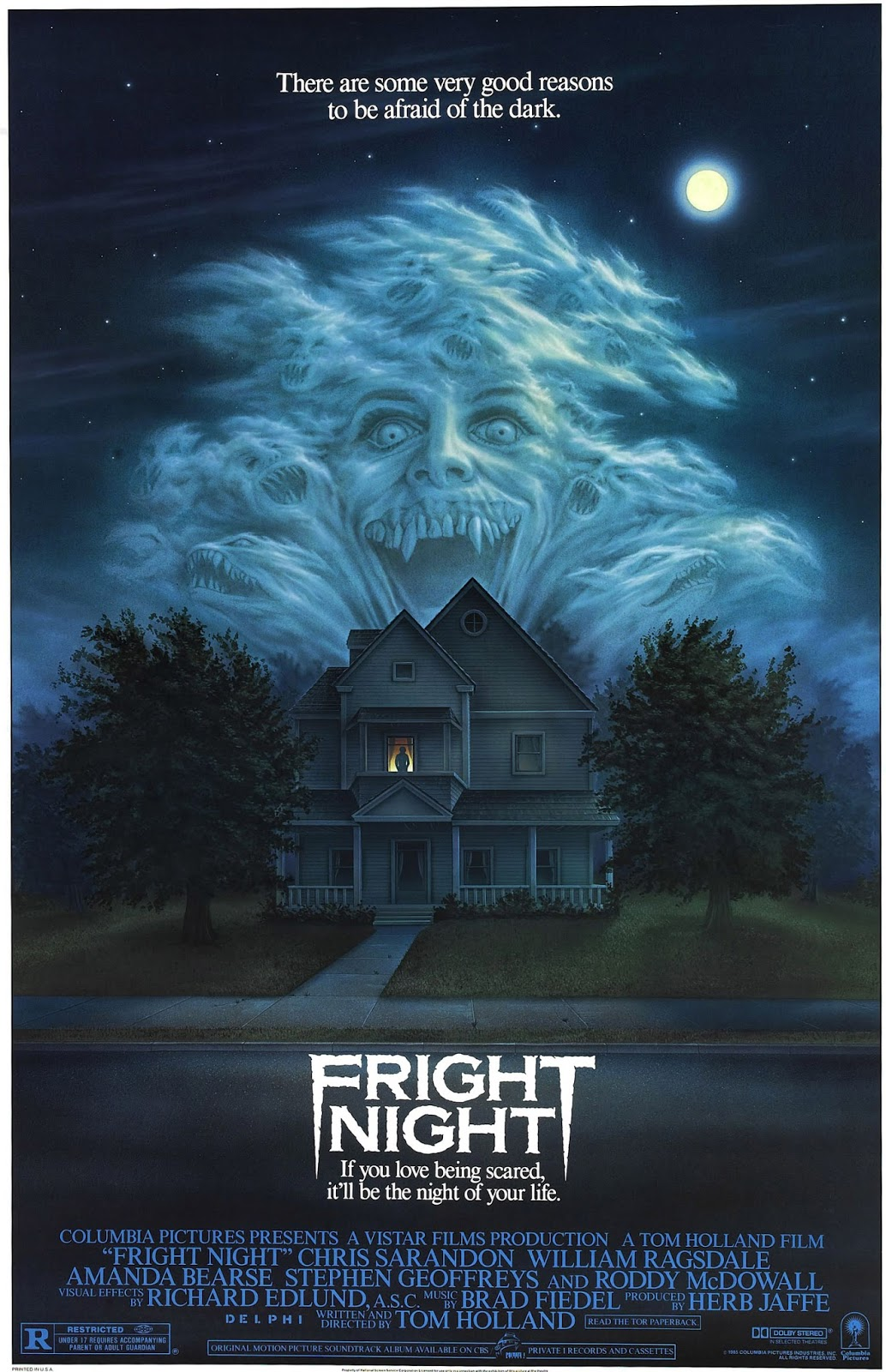 quick horror  reviews fright night