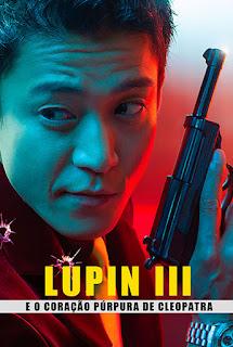 Lupin III: E o Coração Púrpura de Cleópatra - BDRip Dual Áudio