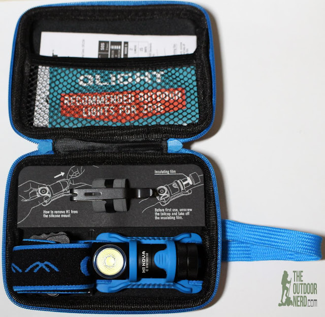 Olight H1 Nova Headlamp Case 2