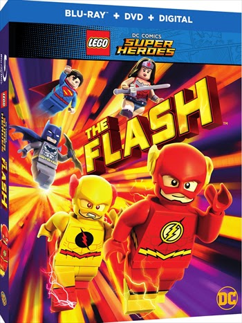 Lego DC Comics Super Heroes The Flash 2018 English 720p WEB-DL 600MB ESubs