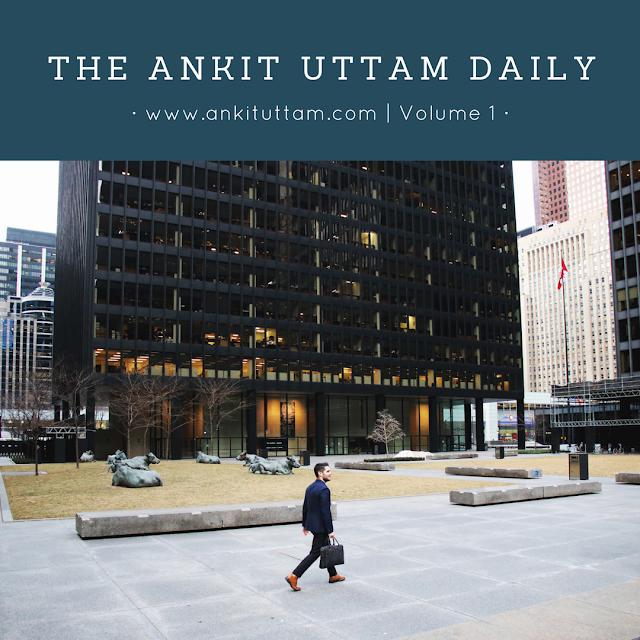 Ankit Uttam Daily - Volume 1