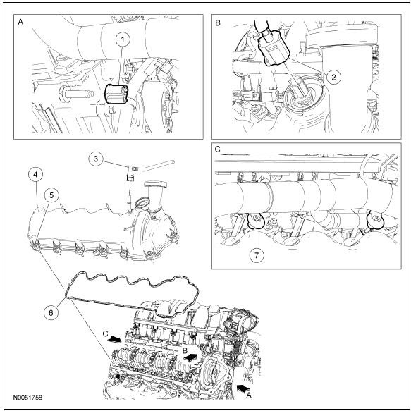 repair-manuals: Ford Mustang Engine Repair Manual
