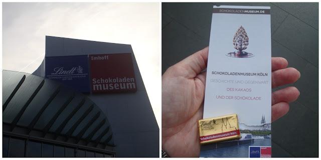Schokolade Museum em Colônia, Alemanha