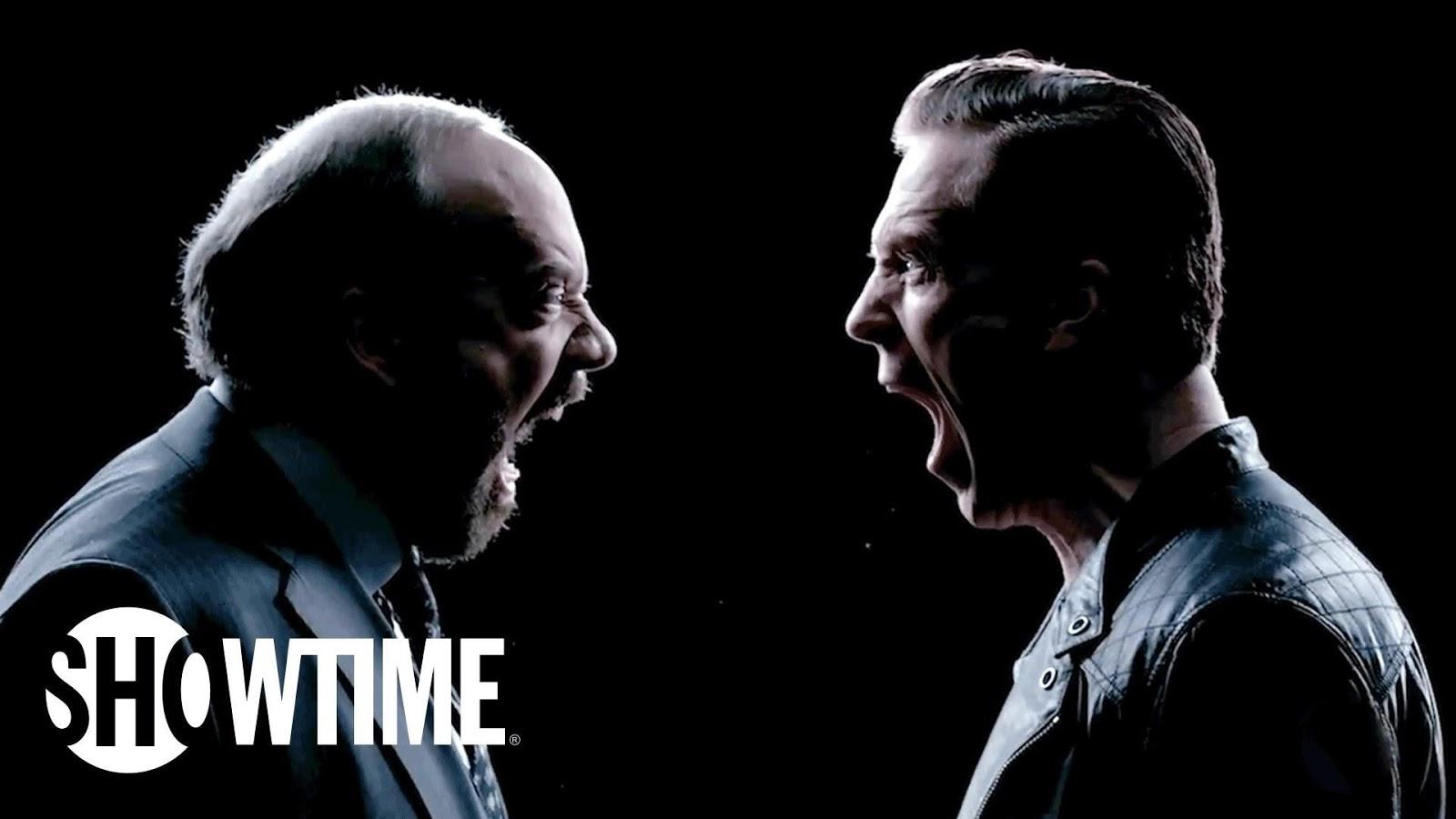 Chuck Rhoades y Damian Lewis los archienemigos acérrimos de Billions