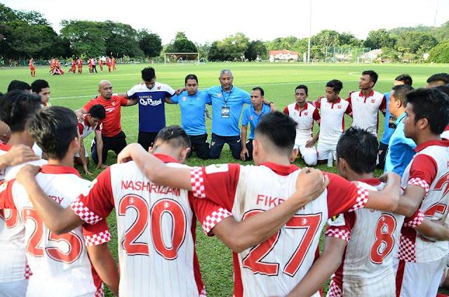 Piala Presiden 2016 : Kelantan Vs T-Team