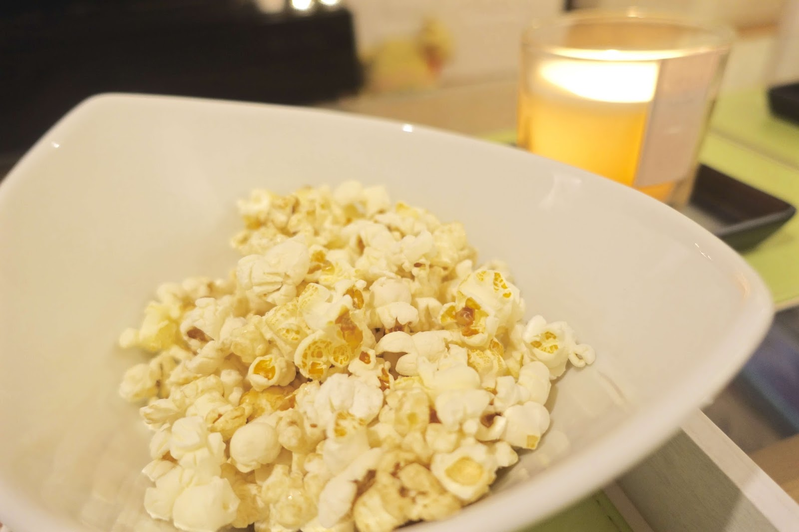 sweet and salty popcorn movie night essential