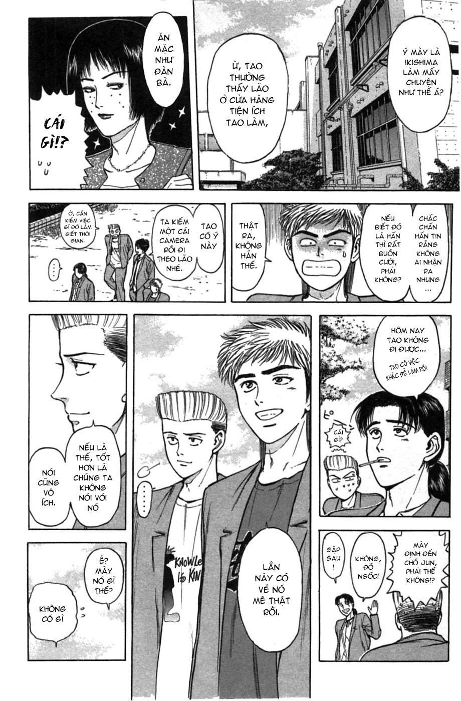 Psychometrer Eiji chapter 48 trang 19